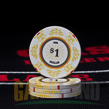 Poker Chips Ceramic 10g Coin Square custom Chips Texas Casino Chip Wholesale High Quality Professional Casino Chip Set