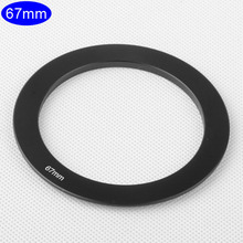 Camera Lens Adapter Ring 67mm Metal for Cokin P Series Gradient Square Filter Holder Mount [Free Shipping No Tracking]