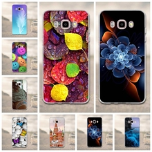 Case for Samsung Galaxy J5 2016 Soft TPU Phone Case 3D Silicon Cover For Funda Samsung Galaxy J5 (2016) J510F Phone Back Cover