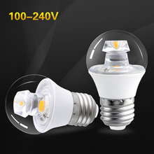 High Quality E27 COB Bulb Lamp Led 5W Power AC100-240V Led Spotlight For Kitchen Bedroom Art lighting 1PCS CE ROHS(China)