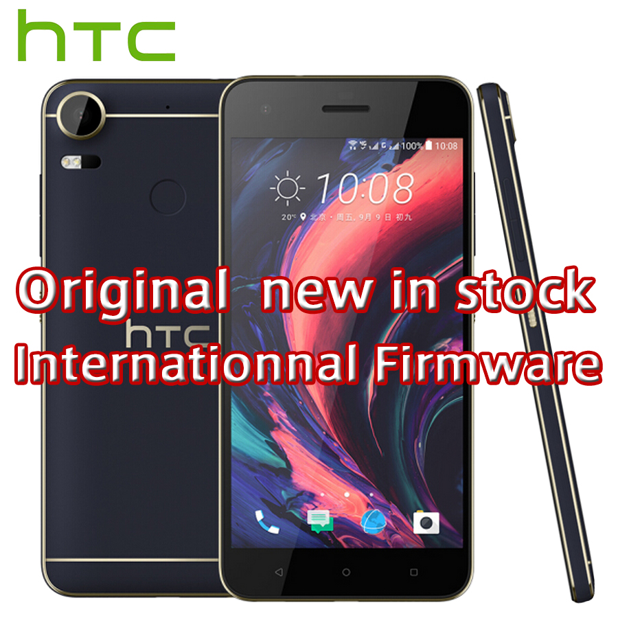 Taiwan Version Original HTC Desire 10 Pro D10i 4GB RAM 64GB ROM LTE Mobile Phone 5.5 inch Octa Core Dual SIM 3000mAh Smartphone(China (Mainland))