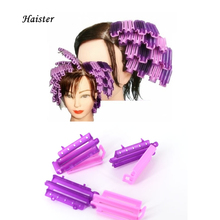 Hair Clip Hairdressing Styling Wave Perm Rod Corn Curler Maker DIY Tool For Women's Beauty(China)