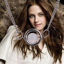 Twilight Saga Necklace Bella Opal Necklace Movie Jewelry For Women Lady Wholesale C10