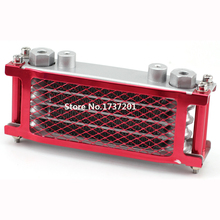 Oil Cooler for Dirt Bike Pit Bike Monkey Bike ATV Quad Motorcycle Radiator Oil Cooler Cooling  ATV 110cc 125CC 140cc