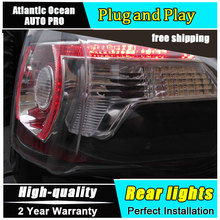 JGRT Car Styling Accessories Toyota FJ Cruiser Taillights FJ150 LED Tail Lamp Rear DRL+Brake+Park+Signal led li - HuoSheng Parts Store store