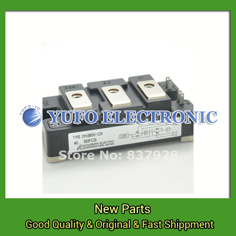 Free Shipping 1PCS  CM100DU-12H power module, the original new, offers. Welcome to order YF0617 relay<br>