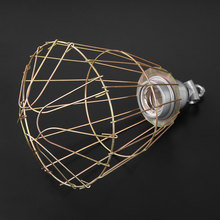 E27 Heat Lamp Light Bulb Holder Shade Cover For Reptile Brooder Lampshade