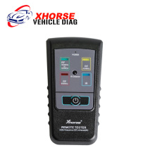 Original XHORSE Remote Tester Radio Drequency(RF) Infrared(IR) for 300Mhz-320hz/ 434Mhz/ 868Mhz Auto key Programmer