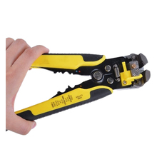 FSLH-Adjustable automatic wire stripper 0.5-6.0mm yellow(China)