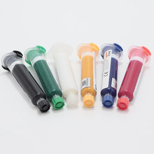 Mechanical 10ML UV Solder Mask BGA PCB Paint Prevent Soldering Paste Flux Corrosive Curing Solder Protective Mask Ink(China)