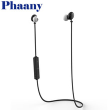 Phaany Wireless Bluetooth Headset Sport Stereo Bluetooth V4.1+EDR Hands-free, A2DP Earphone for iPhone Samsung LG Most Phone
