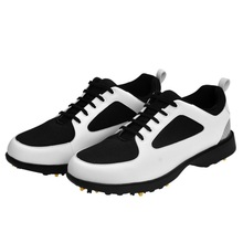 New Mens Golf Shoes Lightweight Outdoor Sneakers For Men Breathable Activity Nails Golf Training Shoe Size 39-44 #B2258