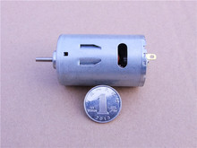 DC12-24V 390 DIY Mini DC Motor 13000-26000RPM High Speed Great Torsion Free Shipping Russia