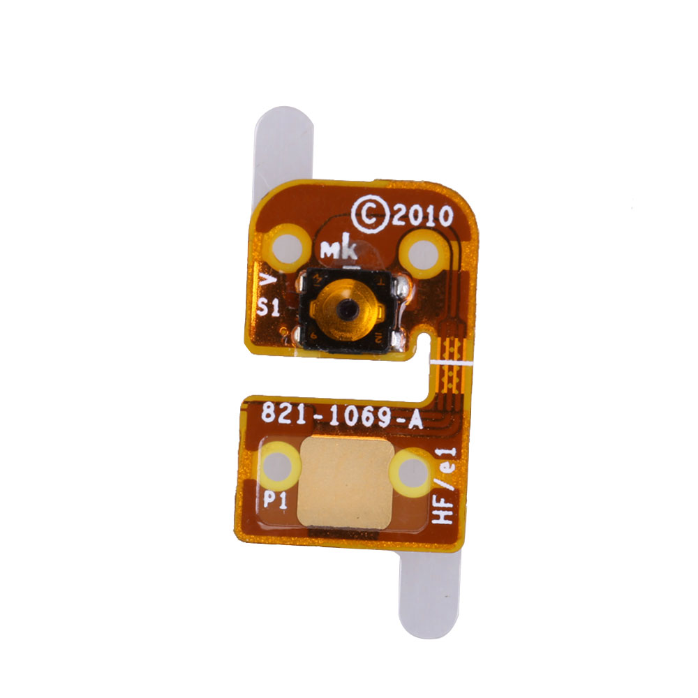 High Quality Flex Cable Keypad Home Button Repair Part for IPod Touch 4th Generation DY-fly(China (Mainland))