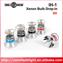 Solarforce IH-1 6V Xenon Gas Bulb-reflector Module(China)