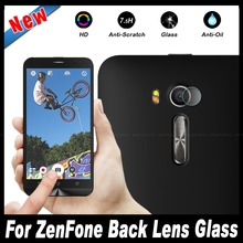 Back Camera Lens For ASUS ZenFone 6 GO TV Live ZB551KL ZB452KG ZB450KL ZB550KL A600CG G500TG Tempered Glass Protector
