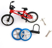 2015 Alloy Finger Bikes Extreme Sports BMX Bike Model Toy juguete With DIY Tool Children's Day Toys Novelty Gadgets Kid Gift
