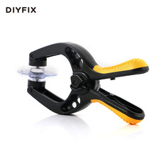 DIYFIX Phone LCD Screen Opening Pliers Suction Cup for iPhone 6s 6 5s 5 4s 4 Mobile Phone Repair Disassemble Hand Tools