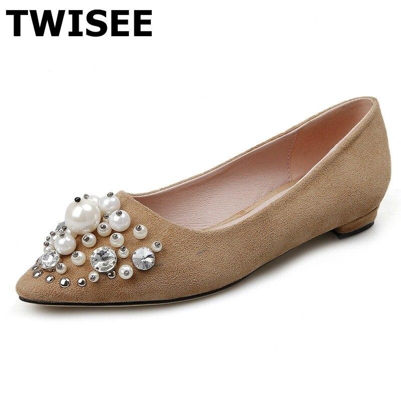 ow heel pumps sapatos femininos high heels shoes woman summer pumps String Bead Pointed Tod Square heel nubuck<br><br>Aliexpress