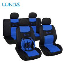 Universal Classics Car Seat Cover Fit Most Brand Seat Covers sandwich Car Protector Car Seats Covers 4 Color car-styling(China)