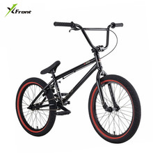 New Brand BMX Bike 20 inch Wheel 52cm Frame LEUCADIA DLX 100.1 100.3 Performance bicycle street limit stunt action bike(China)