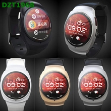 CEL Wireless Bluetooth V4.0 Touch Smart Wrist Watch For Android for Iphone cell phone DEC11(China)