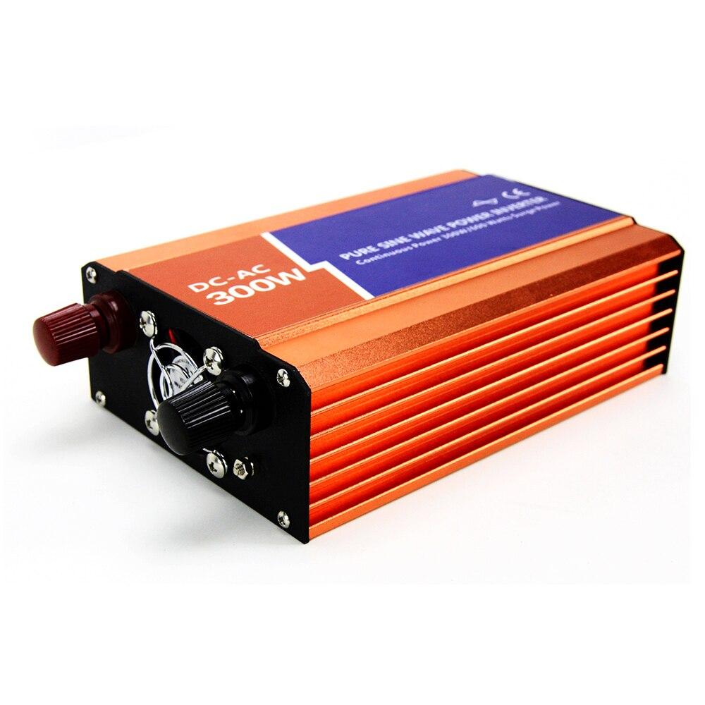MAYLAR 48VDC,300W Off-grid Power Inverter Pure Sine Wave Inverter AC100V 110V 120V For Home PV and wind Turbine System 50hz/60hz<br>
