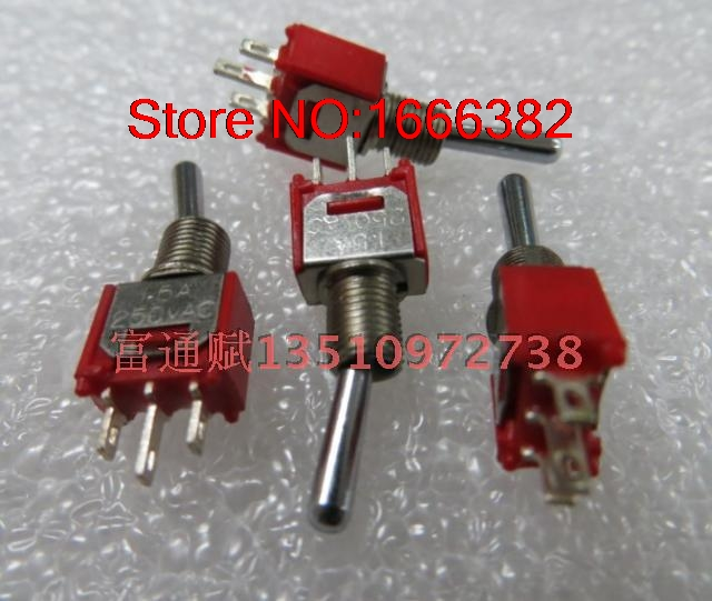Consumer Electronics 3tjw101e-021 Shaking His Head Switch 3 Feet 3 Stalls Large Screw Teeth Button Switch
