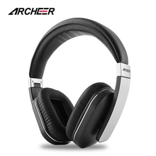 Buy ARCHEER AH07 NFC Wireless Bluetooth Headphone Foldable Stereo Headphones Soft Ear Cups Adjustable Headset Mic Support Apt-x for $43.99 in AliExpress store