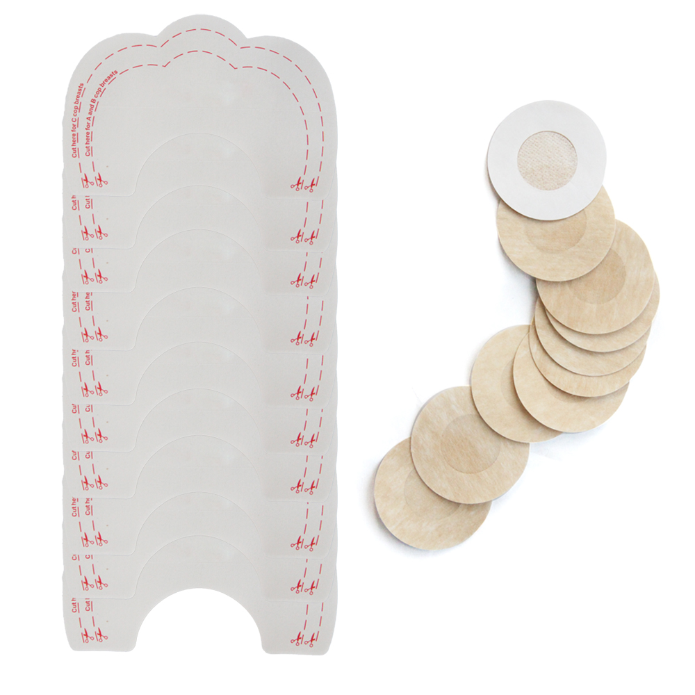 pcs Soft Nipple Covers Disposable Breast Petals Flower Sexy Tape Stick On Bra Pad Pastie For Women Intimate Accessories Nipple 6