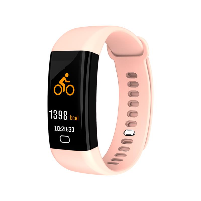 2018 Smart bracelet heart rate monitor Blood Pressure Fitness Tracker smartband sport watch for ios android PK xiaomi mi band 2 (5)