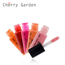 5ml Sample Size Liquid Lipstick Lip Balm Moisturizing Lip Make Up Lip Gloss Red Lipstick Nude Lipstick with brush Makeup ML037