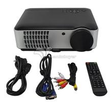 RD-806 Led Projector Full HD 2800Lumens Support TV Video Games PS3 Home Cinema Video Projector 1080p Movie