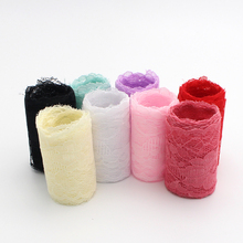 Buy Lucia Crafts 10yards/lot 5.5cm DIY Embroidered Net LaceTrim Fabric New Lace Ribbon Sewing Wedding Decoration 050025078 for $1.06 in AliExpress store
