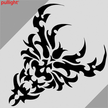 Car Hood Decals Graphics PromotionShop For Promotional Car Hood - Motorcycle tribal custom stickers designmotorcycle sticker tribal promotionshop for promotional