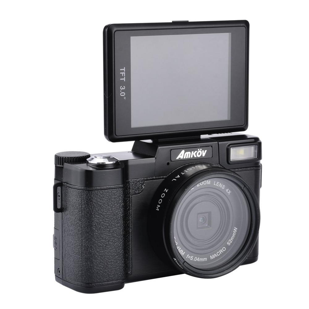 Digital-Camera Tft-Display Mini Self-Timer-Function 1080P HD with Beauty Cdr2l Pixe 24mega title=