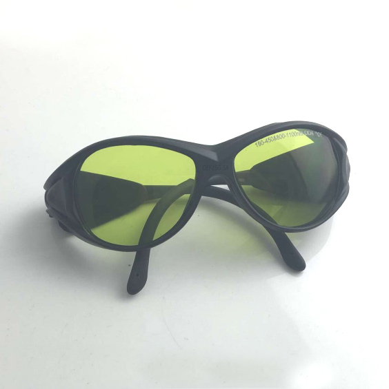 405nm 808nm 810nm 980nm 1064nm laser safety glasses with O.D 4+ CE certified<br>