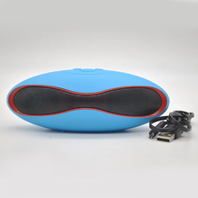 Outdoor Audio Amplifier Portable New Mult-function Mini Football Wireless Stereo Bluetooth Speaker Mic Super Bass FM Smpeakers