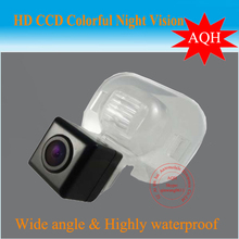 Free shipping HD! CCD effect !special car rearview cameral for Kia Forte /For Hyundai Verna Solaris Sedan,water proof