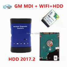 Top Quality for GM MDI with WIFI with HDD 2017.2 software for gm diagnostic tool for gm mdi for opel mdi car diagnostic tool
