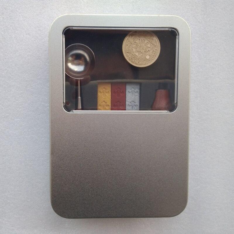 Tinplate stamp set 3-2