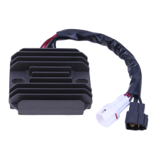 1 pc 12V Motorcycle Voltage Regulator Rectifier for Suzuki GS for Kawasaki 650R for Yamaha Motorcycle Ignition High Quality(China)