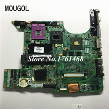 MOUGOL 446476-001 460900-001 For HP DV6000 DV6500  DV6600 DV6700 Laptop motherboard mainboard 100% Tested Free Shipping
