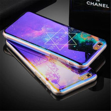 Blu-ray Diamond Soft TPU Cell Protect cover Phone case For iPhone 6 6s 6plus 6s plus 7 7plus 8 8Plus 5s 5 SE cases glitter coque(China)