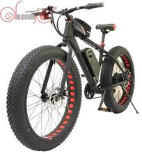 36V 500W Bafang Hub Motor Fat Tire Ebike With 11AH Lithium Battery Electric Bicycle Snow Bike Mountain Cycling