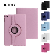 OOTDTY Fashion PU Leather Tablet Protection Sleeve Tablets Case For ipad Air 9.7 Inch Stand Cover Perfect Protect You PC