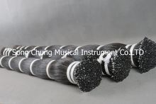 250 g black Horse Hair Horse Tail Hair Violin Bow hair Mongolian Horse