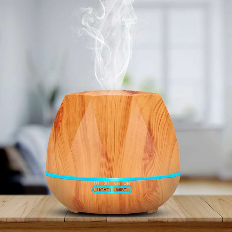 Air Humidifier Essential Oil Diffuser 500ML 11