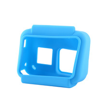 For Gopro Hero 5 Protective Silicone Camera Case Dustproof Scratchproof Housing Skin Case Cover
