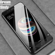 9H Full Screen Protector Film For Xiaomi Mi A1 Glass Full Screen Cover Tempered Glass For Xiaomi Mi 5X Tempered protective Glass(China)